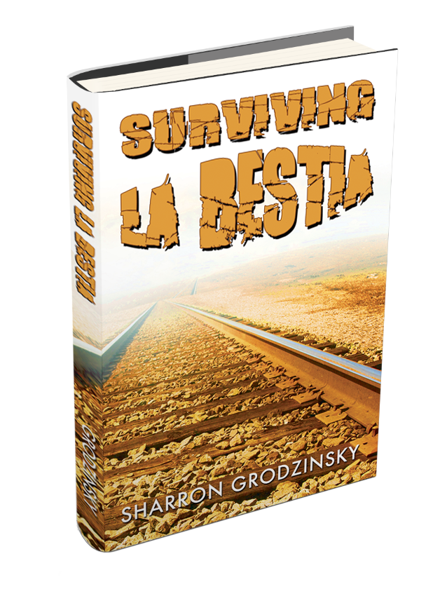 GRODZINSKY_Surviving La Beastia_3D book