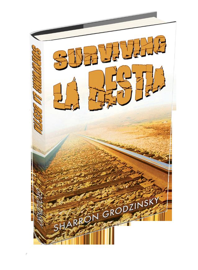 GRODZINSKY_Surviving La Beastia_3D book