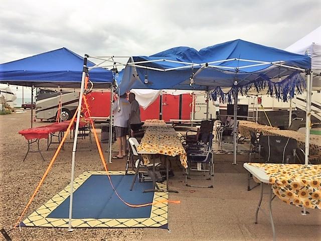 Puerto Penasco Tents